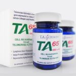 TA65 100unit 30Capsules bottle