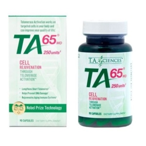 TA-65®MD telomerase activator by dr. charles health products