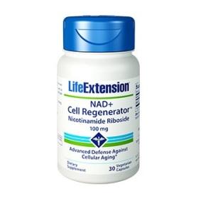 NAD+ Cell Regenerator™ Nicotinamide Riboside 100 mg, 30 vegetarian capsules