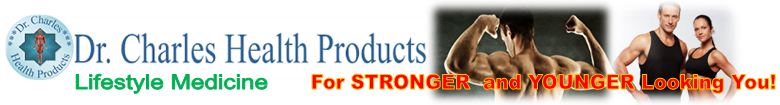 Dr. Charles Health Products