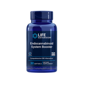 Endocannabinoid System Booster health Supplement Dr Charles Health Products