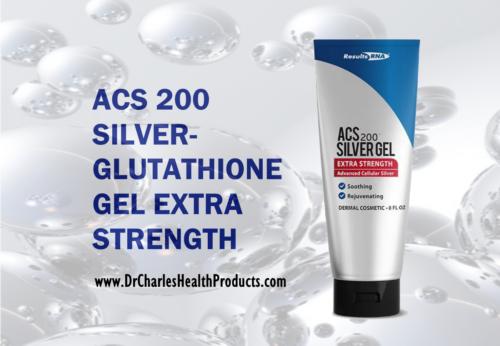 ACS 200 SILVER-GLUTATHIONE GEL 8 OZ video cover