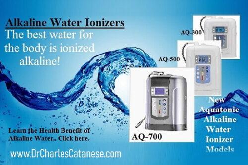Slider Alkaline Water Ionizer