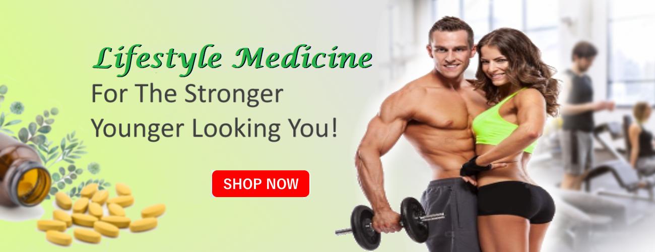 Slider - Lifestyle Medicine & vitamins at dr charles health products